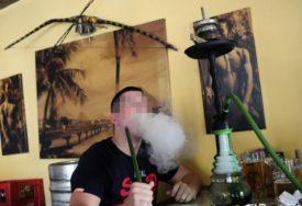 KONTROLISANO 10 OBJEKATA U SARAJEVU Sa 2.150 KM kažnjeni nargila bar i kafić koji nije imao dozvolu za rad
