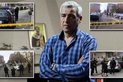 IZREŠETAN IZ VOZILA U POKRETU Optužnice protiv šest osoba u slučaju ubistva Olivera Ivanovića