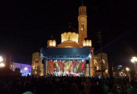 BEZ KONCERTA  U PORTI HRAMA Drugačije obilježavanje pravoslavne Nove godine u Banjaluci