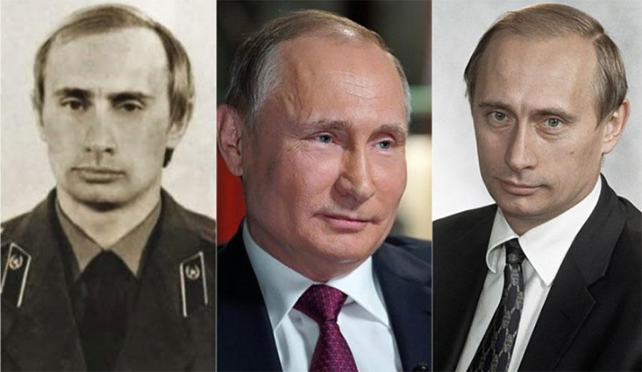 Licna Karta Vladimira Putina Jedan Je Od Najnizih Svjetskih Lidera