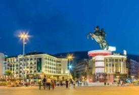 SA 81 GLAS ZA, NIJEDAN PROTIV Makedonija promijenila ime u Republika Sjeverna Makedonija
