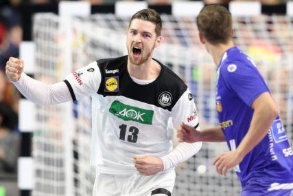 PLUS PO DVA BODA Njemačka i Danska pobjedama otvorile drugu fazu