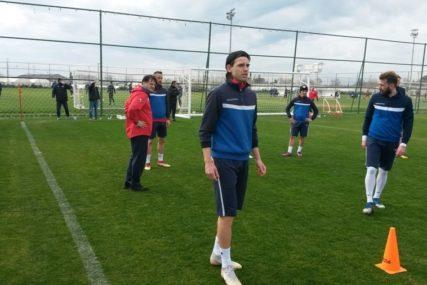 Banjalučani odradili prvi trening, sutra protiv rumunske Čikzerade