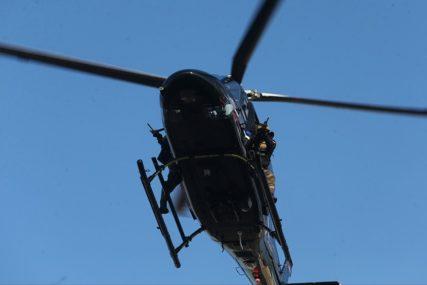 Detalji stravične nesreće: Pet nestalih u padu američkog helikoptera