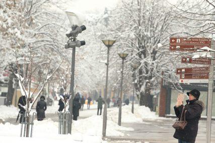 OVE GODINE BEZ LEDENE ZIME U EVROPI Obilnije snježne padavine uglavnom na sjeveru