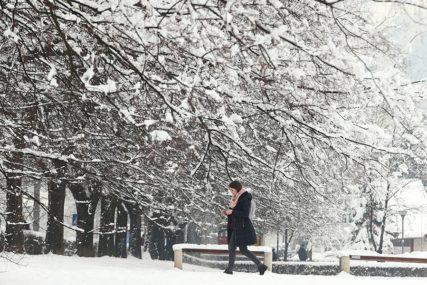 I VRBAS ZNAO DA ZALEDI Od najniže izmjerene temperature u Banjaluci hvata jeza