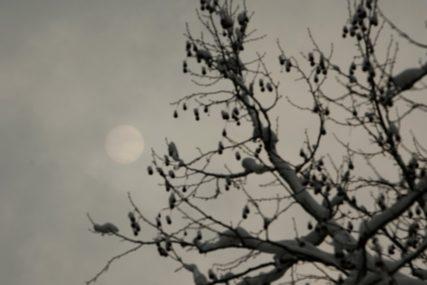 Zima u svojim bojama: Leden dan sa temperaturom ISPOD NULE
