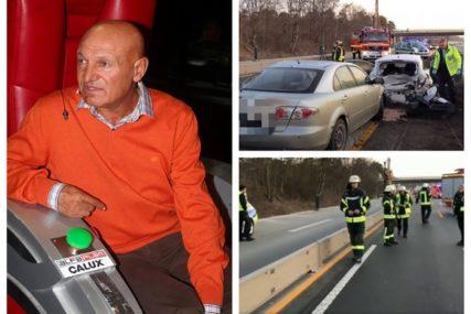 NOVI DETALJI STRAVIČNE NESREĆE Auto u kojem je bio Šaban Šaulić MORAO da se zaustavi, a pijani vozač vozio 180 km na čas