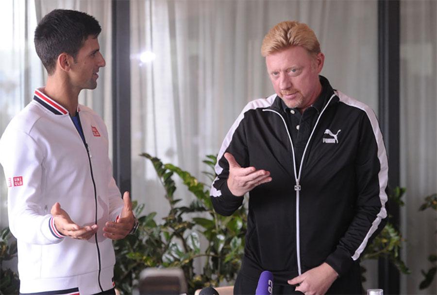 Srpski as GLAVNA TEMA teniske javnosti: Boris Beker o ZVIŽDUCIMA ZA ĐOKOVIĆA