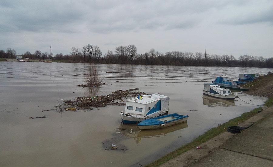 Akicja čišćenja: Članovi Nautičkog kluba Brčko danas obilježavaju Dan rijeke Save