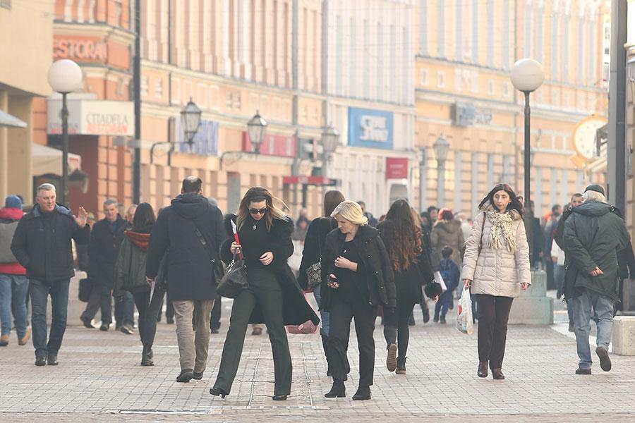 PREDVEČE ĆE DOĆI DO POVEĆANJA OBLAČNOSTI Danas u BiH hladno, temperatura vazduha do osam stepeni