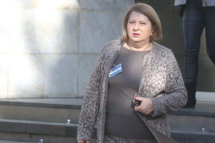 Gordana Vidović: Poslanici da se suzdrže od vrijeđanja žena