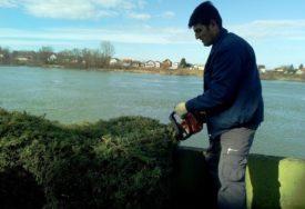 Proljetno uređenje Gradiške: Komunalci dali prednost savskoj obali