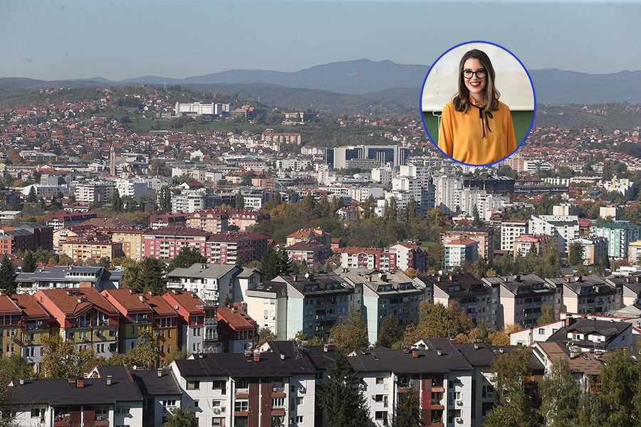 MOJA BANJALUKA Bojana Kljajić: Ovdje nikada nije dosadno