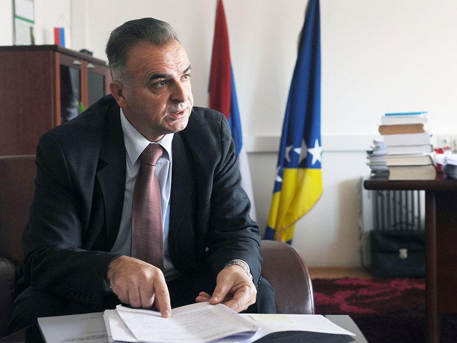 Švraka RAZRIJEŠEN DUŽNOSTI člana drugostepene disciplinske komisije u postupku protiv Tadićeve