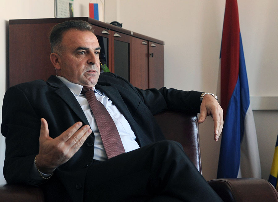 Iz Kancelarije disciplinskog tužioca VSTS potvrdili da je formiran predmet protiv Mahmuta Švrake