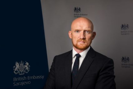 """""""Nema mjesta za prijeteći ton"""" Britanski ambasador poručio da saradnja BiH sa NATO ne prejudicira članstvo"""