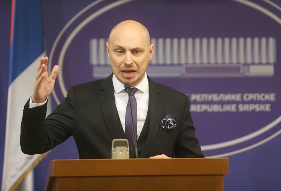 Petković: PDP priča o prijedlogu zakona o zabrani zastrašivanja - populistička
