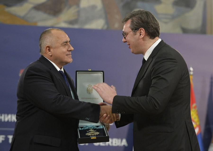 ORDENI ZA SRETENJE Vučić odlikovao Borisova, Narodni muzej Srbije, sportiste, ugledne ljekare, intelektualce