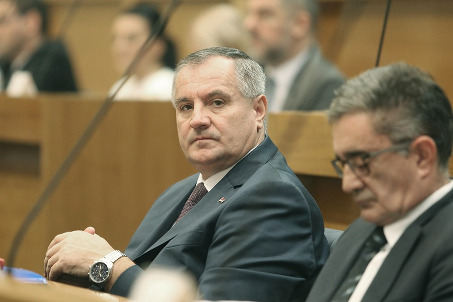 KULMINACIJA NA PROLJEĆE Višković: Što prije formirati Savjet ministara kako bi se radilo na rješavanju migrantske krize