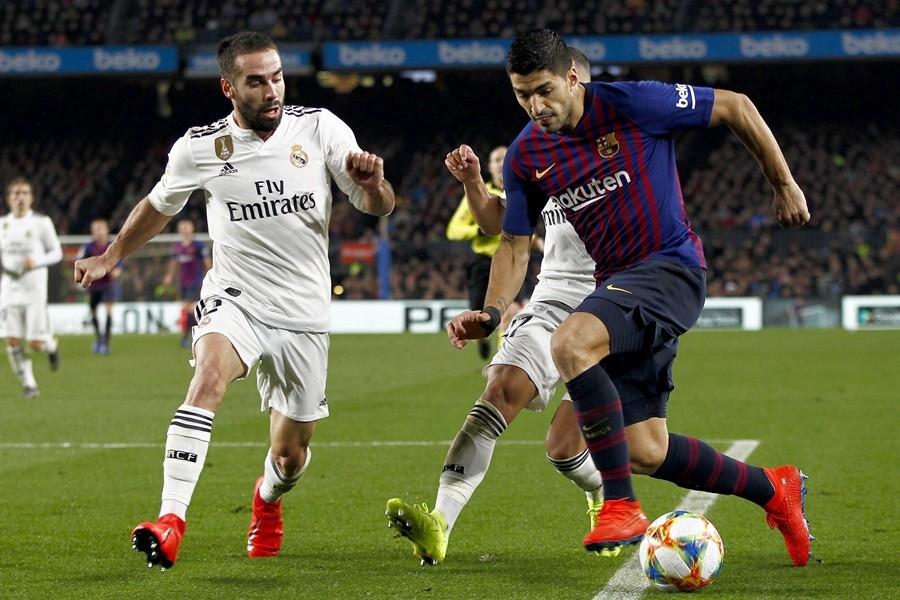 EL KLASIKO BEZ POBJEDNIKA Real bolji u prvom, Barsa u drugom poluvremenu