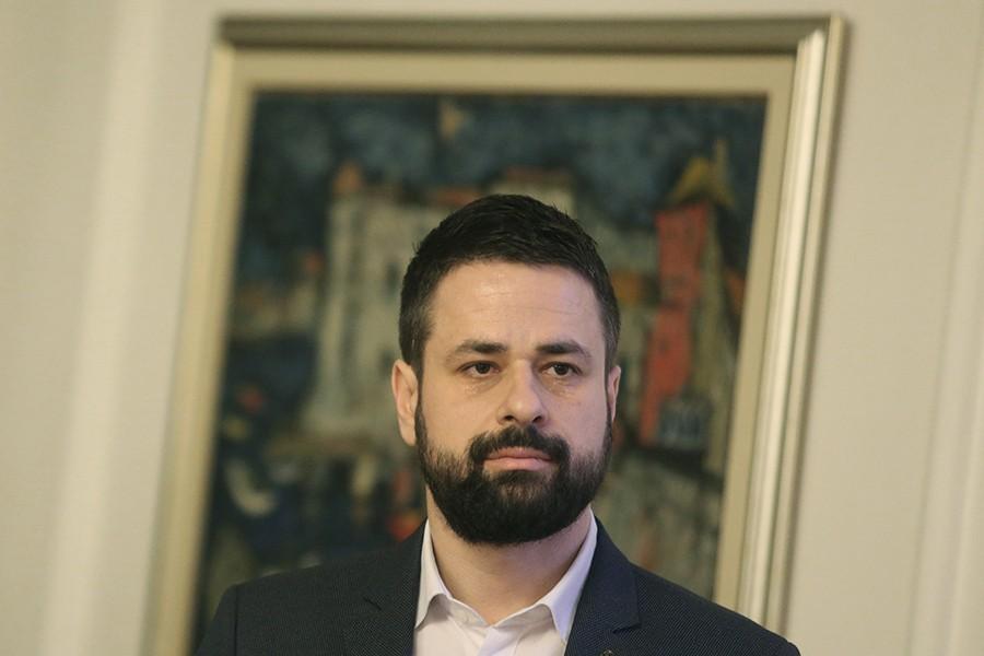 """AFERA """"BUBICA"""" Amidžić uputio izvinjenje Vučiću i poručio: Bezobzirno je snimati razgovor sa najvišim zvaničnicima"""