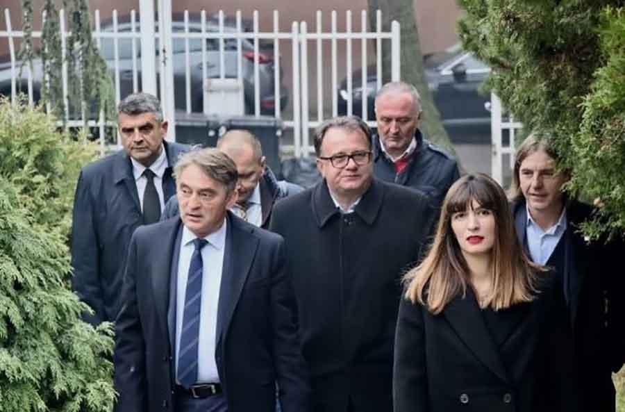 Susret planiran za danas NEĆE SE DESITI: Odgođen sastanak lidera Bh. bloka