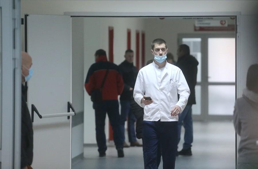 I DALJE BEZ GRIPA Za sedam dana 24 slučaja teške akutne respiratorne infekcije
