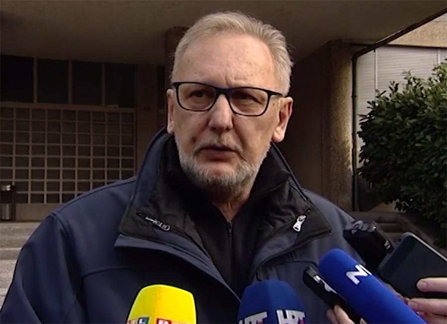 """HRVATSKI MINISTAR PRIZNAO """"Migrant najvjerovatnije povrijeđen prilikom upotrebe oružja"""""""