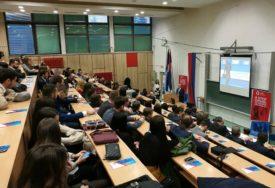 Ekonomski fakultet predstavio portal namijenjen studentima i privrednicima