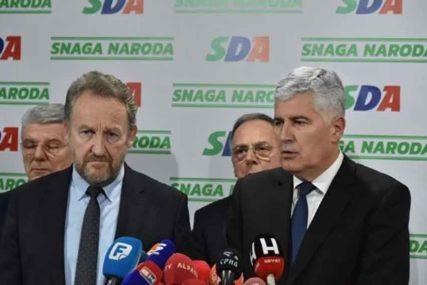NEMA PREPREKE ZA FORMIRANJE SAVJETA MINISTARA Čović: Sa Izetbegovićem uskoro zovem Dodika na sastanak