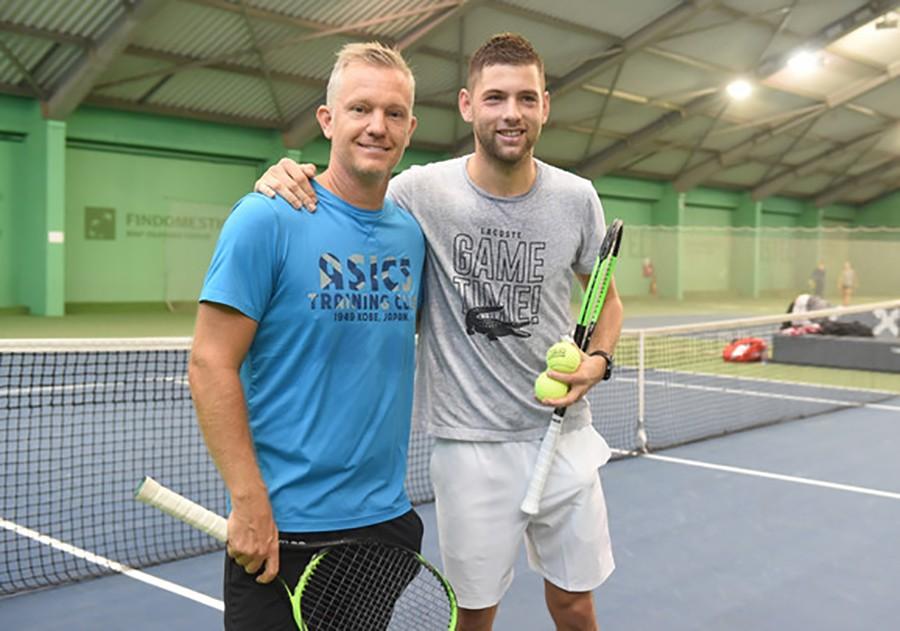POBJEDNICI KRAJINOVIĆ I KOVINIĆ Tipsarević: Pokazali smo da se tenis može igrati