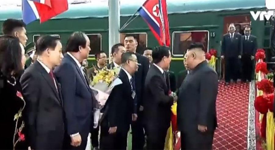 GREŠKA KOJA ĆE GA SKUPO KOŠTATI Kimov pomoćnik se izblamirao i sad svi strahuju od toga kako će ga VOĐA KAZNITI (VIDEO)