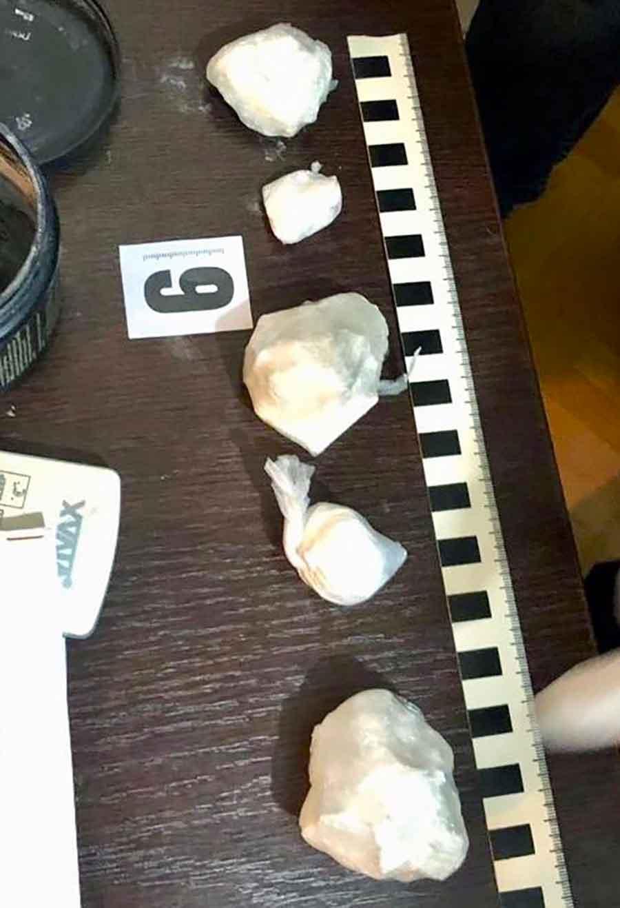 """PRETRES PO NAREDBI SUDA Policija u """"citroenu"""" pronašla kokain"""