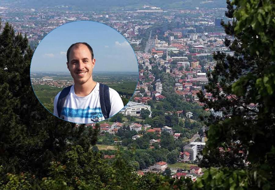 MOJA BANJALUKA Vedran Krajišnik: Grad volim zbog nasmijanjih ljudi