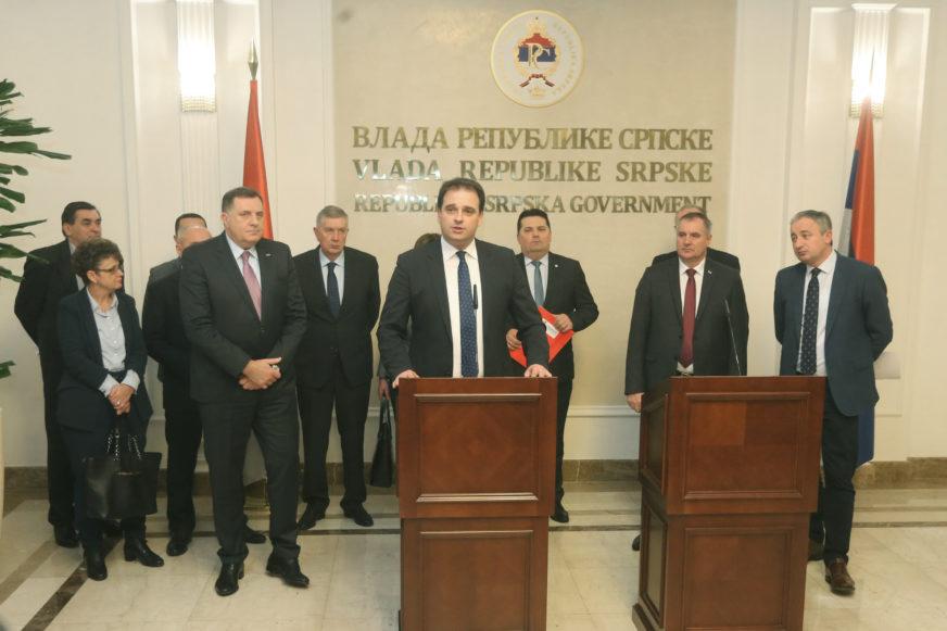 Uslov za srpski politički blok: SNSD želi saradnju, ali ne i PODJELU FOTELJA