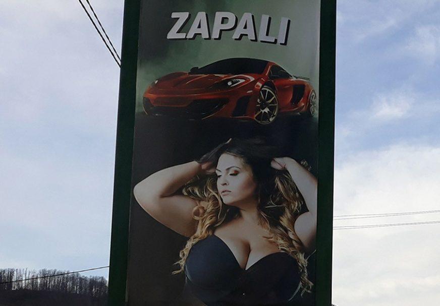 VAŽNO JE DA SE MALA SVIĐA GAZDI Kako izgleda marketing na balkanski način