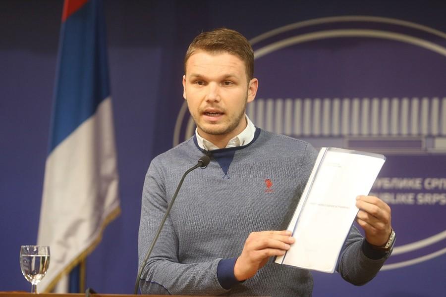 """SLUČAJ """"SNIMAK"""" Stanivuković i njegov saradnik danas na saslušanju u policiji"""