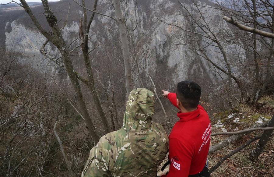 DRAMA SA SREĆNIM KRAJEM Sa Bjelašnice uspješno evakuisana povrijeđena planinarka