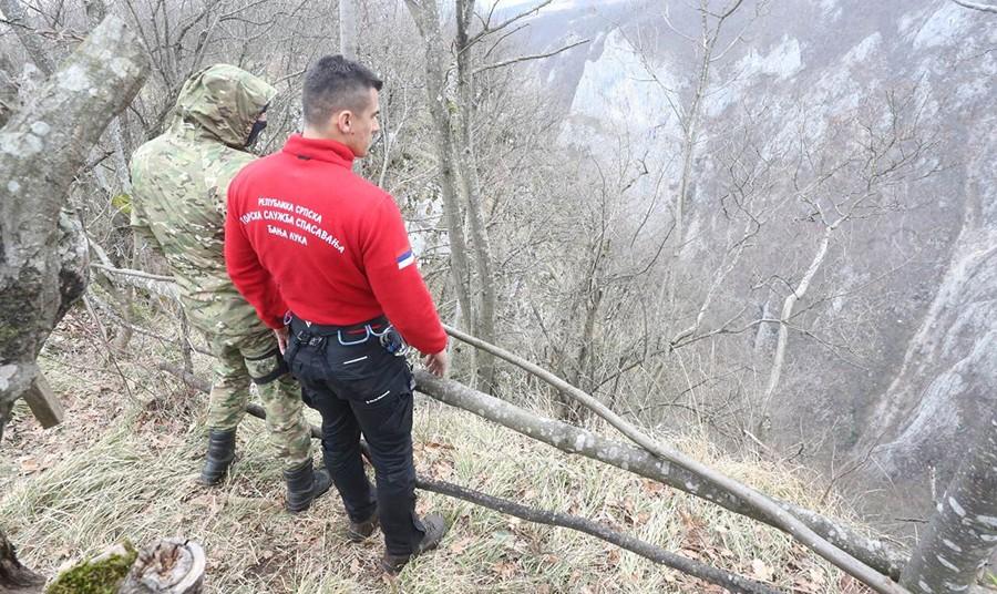 VAN ŽIVOTNE OPASNOSTI Spašen povrijeđeni planinar na Svrljiškim planinama