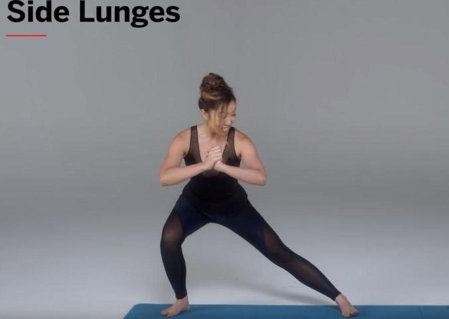 POKRENITE SE! Radite ovu vježbu 2 minuta dnevno i imaćete zategnuto tijelo (VIDEO)