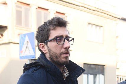 """""""MISLIO SAM DA ĆE ME UBITI"""" Novinar Vladimir Kovačević u sudnici iznio detalje o BRUTALNOM NAPADU"""