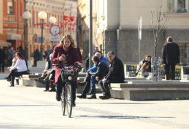 Temperatura do 16 stepeni: U BiH sutra sunčano i toplo uz malu oblačnost