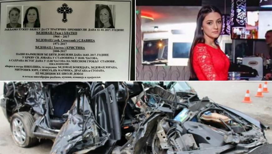SLUČAJ KOJI JE POTRESAO DOBOJ Dvije osobe optužene nakon pogibije četvoročlane porodice u sudaru s vozom
