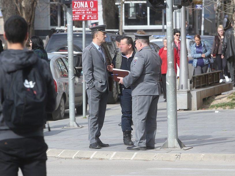 KONTROLA 1.100 GRAĐANA Komunalna policija provjerava osobe u izolaciji
