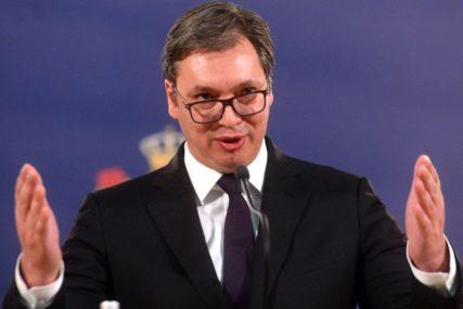 Vučić: Uzdržanost o deklaraciji SDA, čekam odgovore institucija Srpske