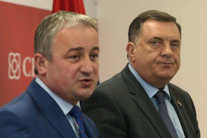 Borenović potvrdio: Dodik me pozvao telefonom da kaže da ide na sastanak sa Erdoganom