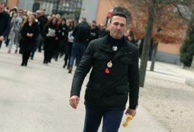 OBUSTAVLJENA ISTRAGA PROTIV DRAGIČEVIĆA Davor: Vratiću se u Banjaluku da istražim ubistvo sina