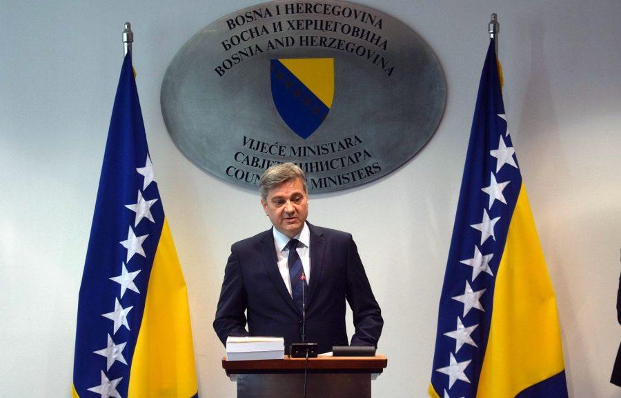 DAO OVLAŠĆENJE Zvizdić odobrio savjetniku da potpisuje akte Predstavničkog doma BiH