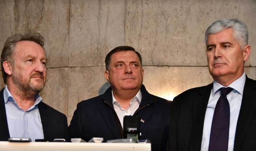 DA LI JE DOGOVOR KONAČNO NA POMOLU Čović najavio sastanak sa Dodikom i Izetbegovićem, EVO I KADA